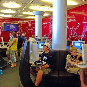 Интернет-кафе Тарасовского