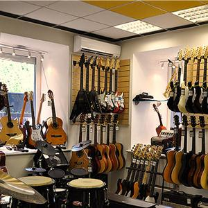 Музыкальные магазины Тарасовского