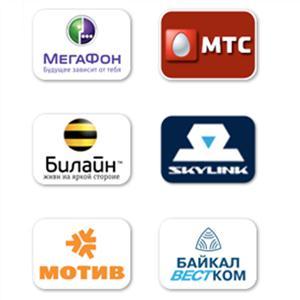 Операторы сотовой связи Тарасовского