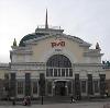Железнодорожные вокзалы в Тарасовском